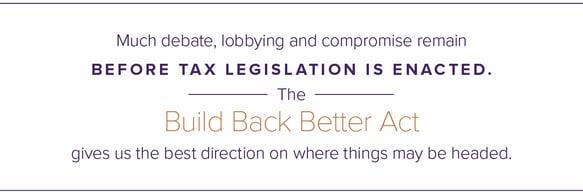 Biden Tax Changes #1-2