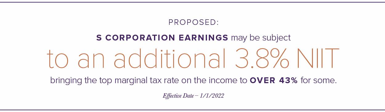 Biden Tax Changes #5